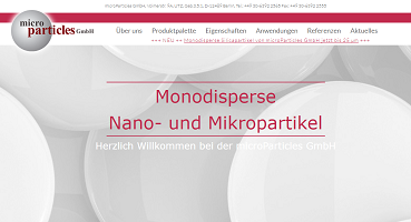 Microparticles GmbH